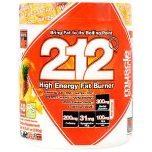 Muscle Elements 212 - Pineapple Splash - 40 Servings - 811123022400