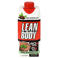 Labrada Nutrition Lean Body RTD - Mint Chocolate - 12 ea - 710779005617