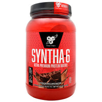 BSN Syntha-6 - Chocolate Cake Batter - 28 Servings - 834266006427
