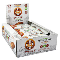 Cytosport Evolve Evolve Bar - Peanut Butter - 12 Bars - 660726526255