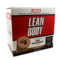 Labrada Nutrition Lean Body - Chocolate - 42 Packets - 710779120068