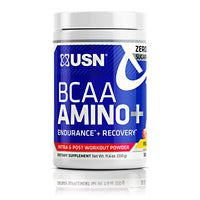 Usn BCAA Amino + - Fruit Punch - 30 Servings - 6009544905431