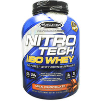Muscletech Performance Series Nitro-Tech 100% ISO Whey