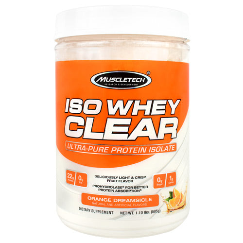 Muscletech Iso Whey Clear