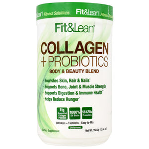 MHP Collagen + Probiotics
