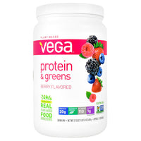 Vega Protein & Greens - Berry - 21 Servings - 838766006420