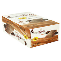 Power Crunch Power Crunch - Mocha Creme - 5 Bars - 644225730047