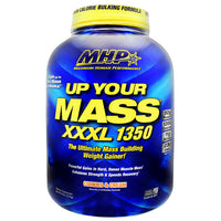 MHP Up Your Mass XXXL 1350 - Cookies & Cream - 8 Servings - 666222008806