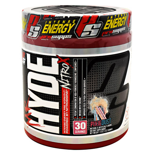 Pro Supps Mr. Hyde Nitro X - Pixie Dust - 30 Servings - 818253022348