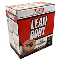 Labrada Nutrition Lean Body - Chocolate - 20 Packets - 710779112353