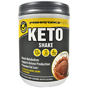 Primaforce Keto Shake - Chocolate - 20 Servings - 811445020702