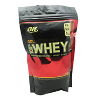 Optimum Nutrition Gold Standard 100% Whey - Delicious Strawberry - 1 lb - 748927052244