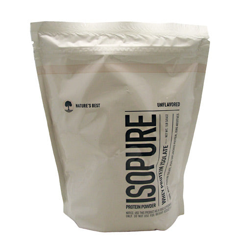 Natures Best Isopure - Unflavored - 1 lb - 089094022990