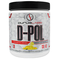 Purus Labs D-POL - Fresh Squeezed Lemonade - 30 Servings - 855734002116