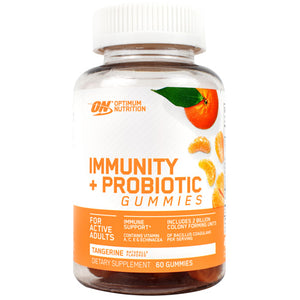 Optimum Nutrition Immunity + Probiotic Gummies