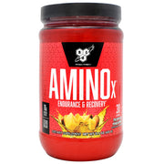 BSN AminoX - Tropical Pineapple - 30 Servings - 834266003617
