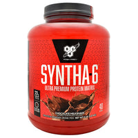 BSN Syntha-6 - Chocolate Milkshake - 5 lb - 834266007202