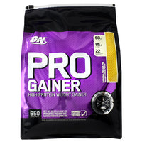 Optimum Nutrition Pro Series Pro Gainer - Banana Cream Pie - 28 Servings - 748927029765