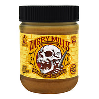 Sinister Labs Non-Caffeinated Angry Mills Peanut Spread - Honey Grim Cracker - 12 oz - 853698007185