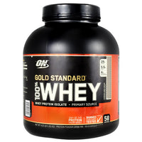 Optimum Nutrition Gold Standard 100% Whey - Cookies N Cream - 58 Servings - 748927057102