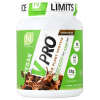 Nutrakey V Pro - Chocolate Bar - 15 Servings - 820103309776