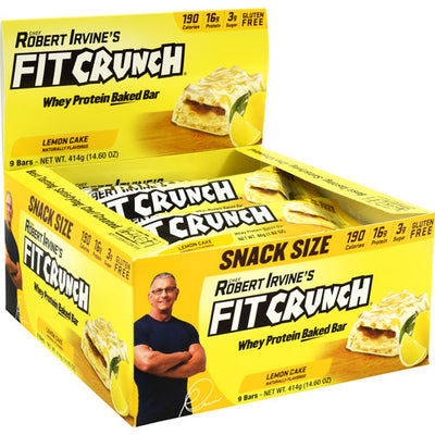 Fit Crunch Bars Snack Size Fit Crunch Bar