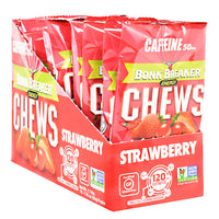 Bonk Breaker Energy Chews - Strawberry - 10 ea - 793573158536