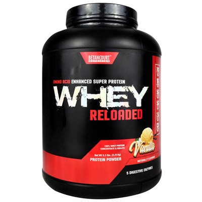 Betancourt Nutrition Whey Reloaded