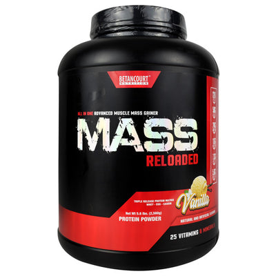 Betancourt Nutrition Mass Reloaded