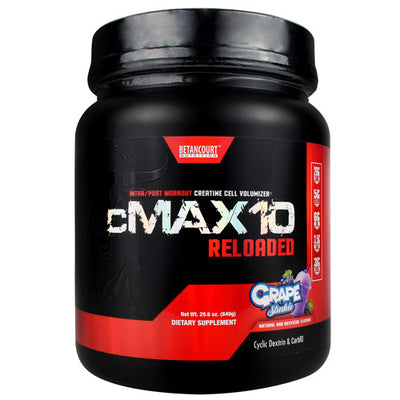 Betancourt Nutrition CMax 10 Reloaded