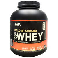 Optimum Nutrition Gold Standard 100% Whey - Double Rich Chocolate - 58 Servings - 748927057072