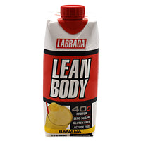 Labrada Nutrition Lean Body RTD - Banana - 12 ea - 710779002340