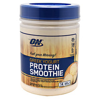 Optimum Nutrition Greek Yogurt Protein Smoothie - Vanilla - 14 Servings - 748927056761