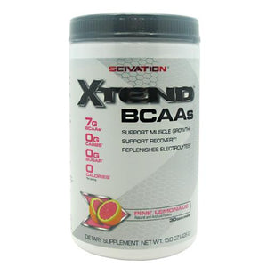 Scivation Xtend - Pink Lemonade - 30 Servings - 181030000267