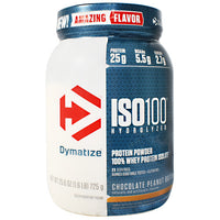Dymatize ISO100 - Chocolate Peanut Butter - 1.6 lb - 705016355150