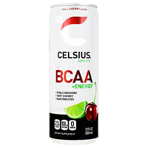 Celsius Carbonated BCAA+Energy