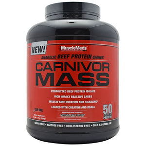 Muscle Meds Carnivor Mass