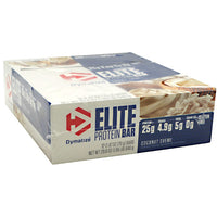 Dymatize Elite Protein Bar - Coconut Creme - 12 Bars - 705016311200