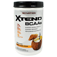 Scivation Xtend - Pina Colada - 30 Servings - 812135023003
