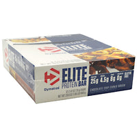 Dymatize Elite Protein Bar - Chocolate Chip Cookie Dough - 12 Bars - 705016311118