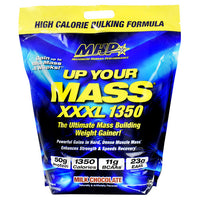 MHP Up Your Mass XXXL 1350 - Milk Chocolate - 16 Servings - 666222008813