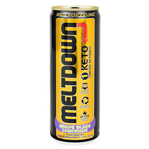 VPX Meltdown 1 Keto - Grape Blade Lemonade - 12 fl oz - 610764251107
