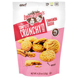 Lenny & Larrys The Complete Crunchy Cookies - Cinnamon Sugar - 4.25 oz - 787692873005
