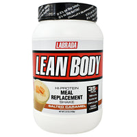 Labrada Nutrition Lean Body - Salted Caramel - 2.47 lb - 710779113503