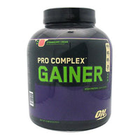 Optimum Nutrition Pro Complex Gainer - Strawberry Cream - 5.08 lb - 748927029772