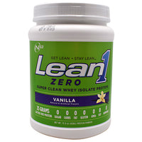 Nutrition 53 Zero Lean1 Zero - Vanilla - 15 Servings - 810033012891