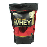 Optimum Nutrition Gold Standard 100% Whey - Vanilla Ice Cream - 1 lb - 748927052268