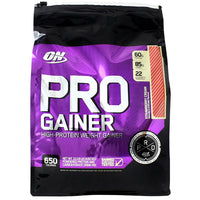 Optimum Nutrition Pro Series Pro Gainer - Strawberry Cream - 28 Servings - 748927029789