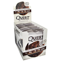 Quest Nutrition Quest Protein Cookie - Double Chocolate Chip - 12 ea - 888849006021