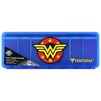 Perfectshaker 7 Day Vitamin Storage - Wonder Woman - 1 ea - 672683000228